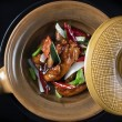 Hakkasan Jakarta's ingredients are often sourced from local markets.